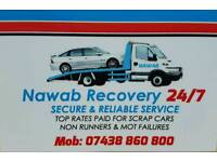 RECOVERY 24/7 SECURE & RELIABLE SERVICE