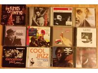 12 Jazz and Swing CDs