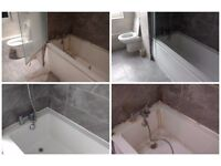 Mastic Man - Grout, Caulking, Silicone Sealant - Resealing / Regrouting Kitchen & Bathroom, Tiles
