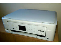 Epson XP 415 All-in-One (Printer / Scanner / Copier) With Ink, VGC