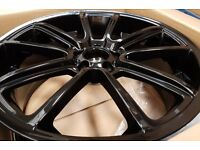 "VW Audi Styled TT RS Alloys 20"""