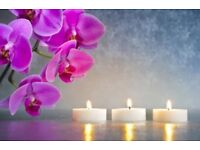 Lithuanian therapist offering full body soothing,relaxing full body massage