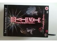 Death Note Complete Box Set Anime + Another Note BB Murder Case