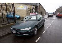 Peugeot 406 LC - 1749cc for sale Kirkcaldy - MOT until Feb 18 and spare key.
