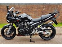 Suzuki Bandit S 650cc 2006 (ABS model) £2000 REDUCED to £1800