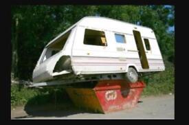 Caravan wanted for van conversion