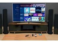 "Samsung 65"" Ultra 4k HD Smart Uhd Latest Modal Top Spec"