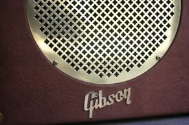 Gibson GA15-RV Valve Amp. British Made. Better than Fender, Marshall, Orange, Vox. Guitar Amplifier