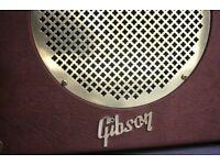 Gibson GA15-RV Valve Amp. British Made. Better than Fender, Marshall, Orange, Vox. Guitar Amplifier