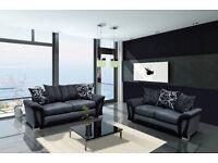 *BRAND NEW* luxury Shannon chennille fabric sofas/ 3+2 seater sofa set or corner sofa