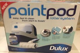 Dulux paint pod roller set