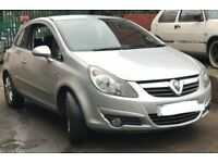 VAUXHALL CORSA D BREAKING FOR SPARES