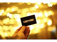 Canvas are Looking for a bar supervisor