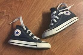 Size 5 toddler converse