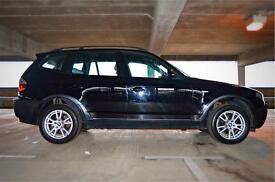 BMW X3 2.0 DIESEL!!! FULLY SERVICED MOT 1 year! Ideal family car!