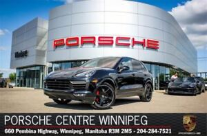 2016 Porsche Cayenne Turbo Certified Pre-Owned With Warranty Ava
