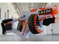Nerf gun motorised