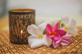 Wannisa Wellness spa treatments Thai massage.