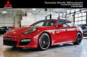 2013 Porsche Panamera GTS NO ACCIDENT