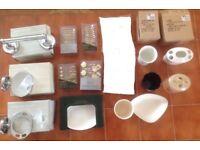 3000 bathroom accessories all brand new