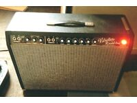 Vibrolux reverb point to point - chicken pickin amps