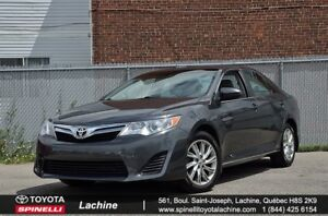 2014 Toyota Camry LE TOIT MAGS 90 DAYS WITHOUT PAYMENTS