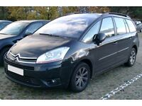 PCO CAR RENT HIRE/SALE TOYOTA PRIUS, CITROEN C4 GRAND PICASSO, FORD GALAXY, RENT TO BUY PCO, UBER-re