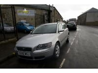 VOLVO V50 S - 1798CC FOR SALE - KIRKCALDY - COMES WITH FULL YEAR MOT.