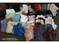 Over 60 items Large bundle girls clothes 4-6