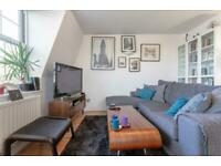 Great condition custom deep L shaped sofa