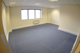 Flexible Banbury Office Space - Serviced Office Suite for 1 to 4 people - 2 mins from M40