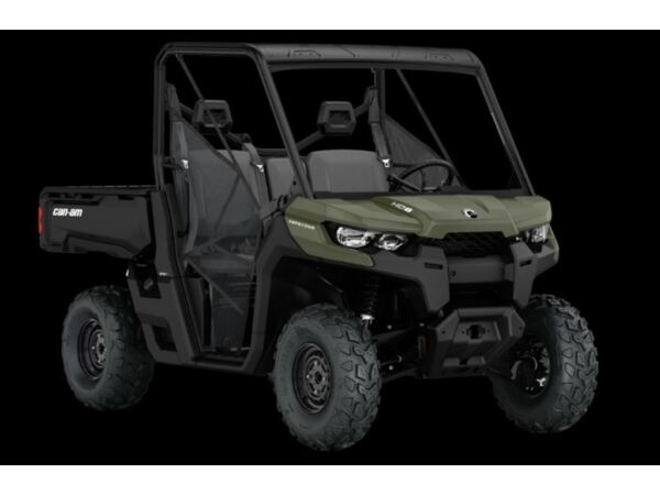 Used 2017 Can-Am DEFENDER HD8