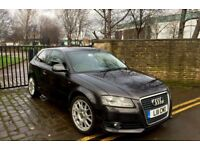 2009 A3 tdi,Audi,s line,A3,facelift,replica,black edition,s3 replica,Audi s3,s3 rep