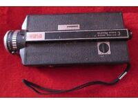Vintage Eumig Mini 3 Cine Camera
