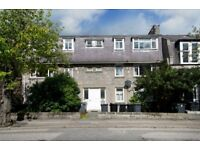2 BEDROOM SPACIOUS IMMACULATE TOP FLOOR FLAT in FERRYHILL, ABERDEEN (Offers Over £180k)