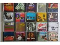 Assorted Music CD Albums x 20