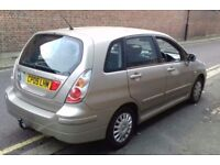 Suzuki liana 2005 model 1.6 long mot an tax till aug in good condition