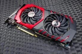 MSI Geforce 1080 ti