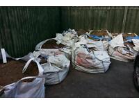 Free soil for backfill etc