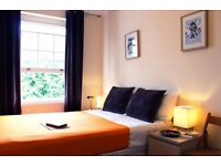 Cosy three bedroom apartment*Residential area*Camden Town*3 months minimum*Fully furnished