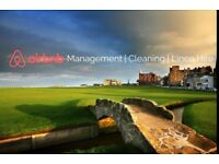 Holiday Let Cleaner & Full Management St Andrews Crail Elie Cupar Anstruther