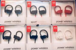 POWER3 WIRELESS EARPHONES, G5 BLUETOOTH HQ SPORT WIRELESS