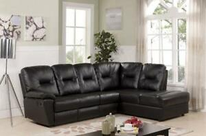 Leather Sectional - Furniture Sale Hamilton (HA-71)