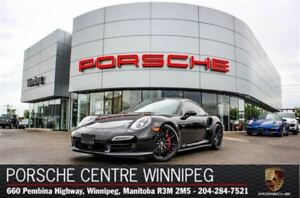 2015 Porsche 911 Turbo Certified Pre-Owned With Warranty Availab