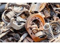 Scrap metal collect free in West Midlands