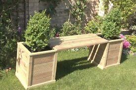 Planter - Single Bench