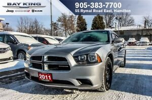 2011 Dodge Charger AUTOMATIC, POWER WINDOWS/LOCKS, A/C
