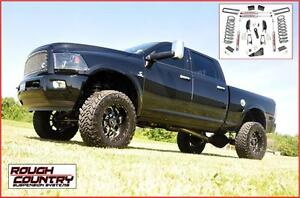 Rough Country - LIFT KIT 5'' Dodge Ram 2500-3500 11-13