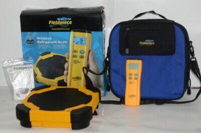 Fieldpiece Srs3 Hvac Wireless Refrigerant Scale New In Box