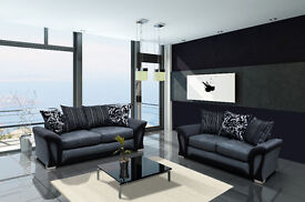 Modern design shannon sofas***chenille fabric ***universal corners**left/right corners**3+2 sets